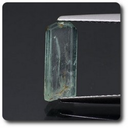 1.55 carats CRISTAL D'AIGUE-MARINE Brésil