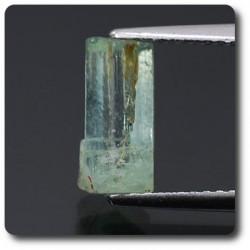 2.01 carats CRISTAL D'AIGUE-MARINE Brésil