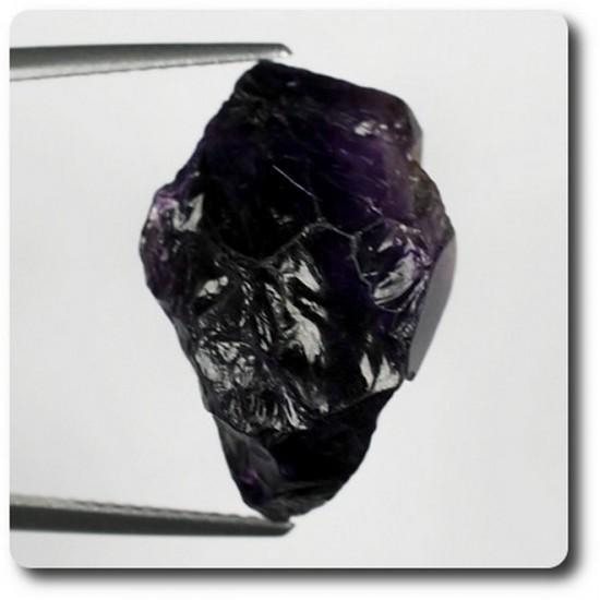 17.96 carats CRISTAL D' AMETHYSTE Uruguay