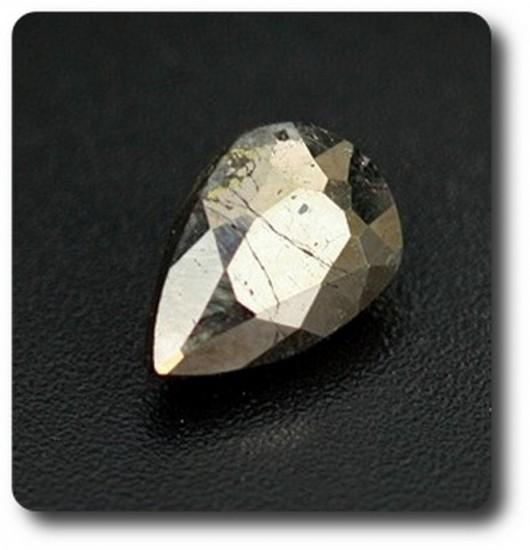 2.01 cts PYRRHOTITE Morro Velho Mine, Minas Gerais, Brésil