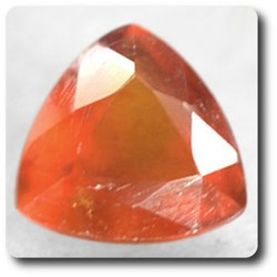 3.53 cts GRENAT HESSONITE . VS2 Tanzanie, Afrique