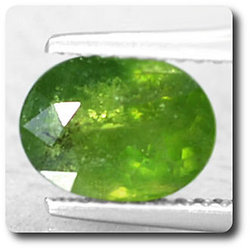 2.66 cts GRENAT HYDROGROSSULAIRE . SI1 Canada