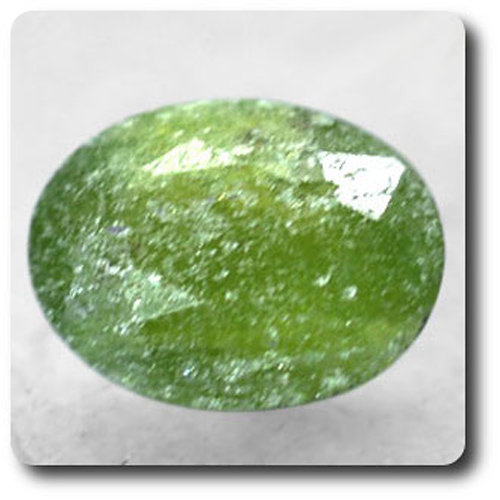 1.40 cts GRENAT HYDROGROSSULAIRE . SI1 Canada
