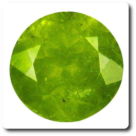 1.42 CTS . VESUVIANITE . VS2 Russie