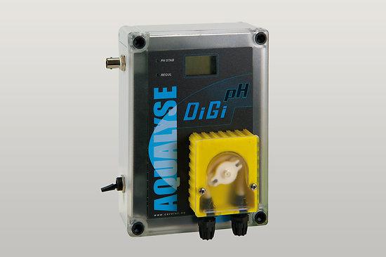 Régulateur pH Aqualyse