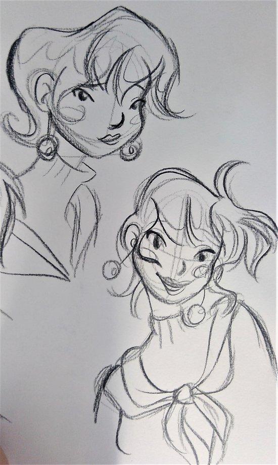 Cours de dessin : comment dessiner des personnages d'animation (charadesign)