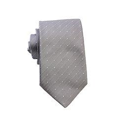 Cravate argent - ciel