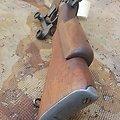 Lee Enfield type N°4 T sniper 1944