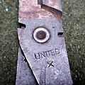 Pince US ww2 (UNITED X)