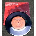 Lot de 4 disque 33t ( Les tournants de la 2eme guerre mondiale )