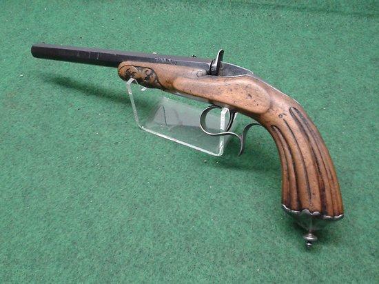 Pistolet de salon sign flobert for Pistolet de salon