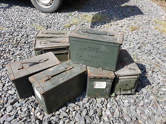 Caisse de munition Armée Francaise (vide)