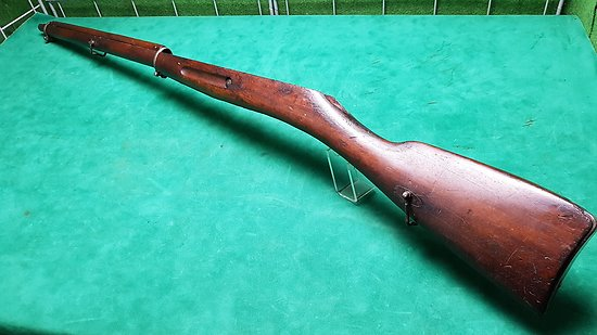 Crosse Mosin Nagant 1891