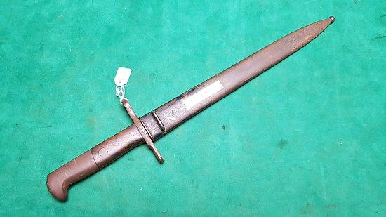 Baïonnette Suisse M1918