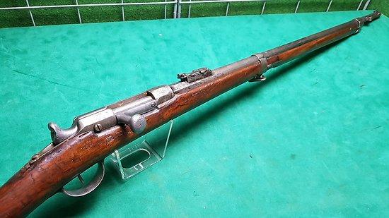 Fusil chassepot 1866 TULLE