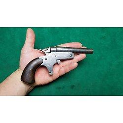 Rare petit pistolet lance fusée allemand