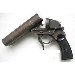 Chien / marteau (droit) pour lance fusée Allemand LUFTWAFFE