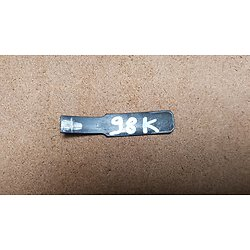 Ressort de hausse   Mauser k98