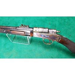 Rare carabine Buffalo slave 32 wcf complète