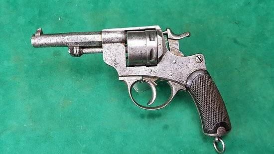 Revolver 1873