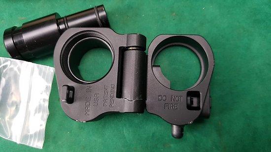 Adaptateur de crosse pliante M16 / AR15 / M4