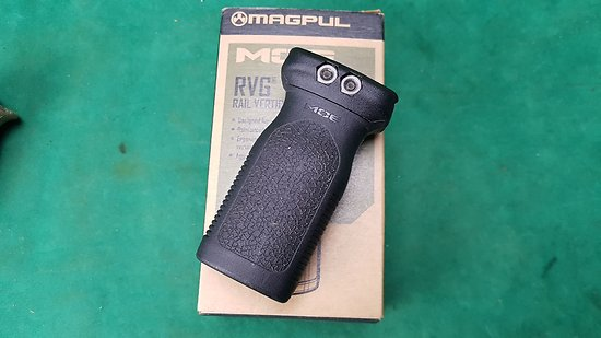 Poignée rail weaver M16 / AR15 / M4  MAGPUL RVG