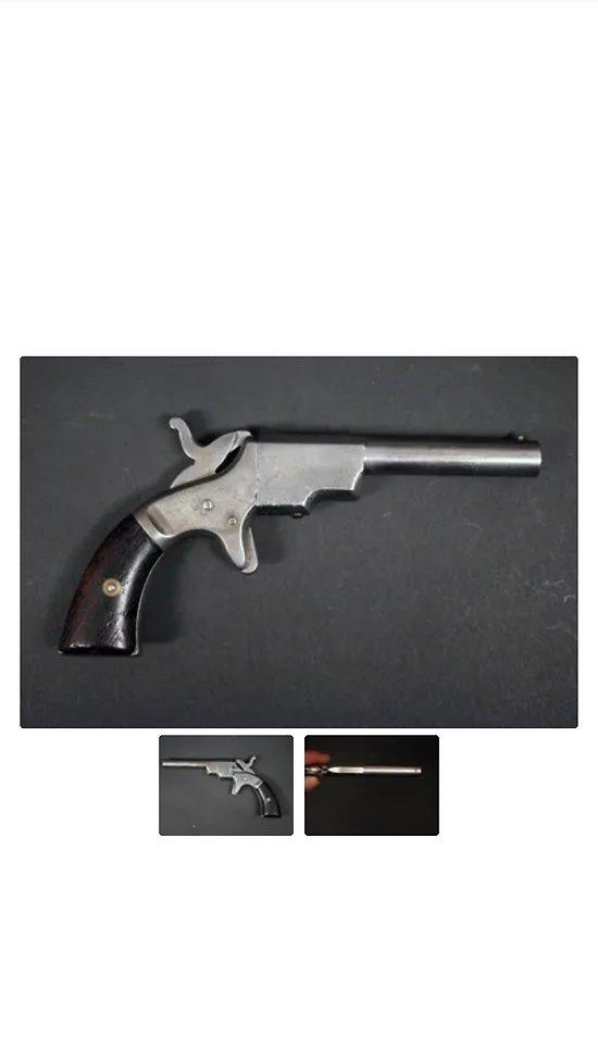 Pistolet US RUPERTUS Philadephia cal 32 SW