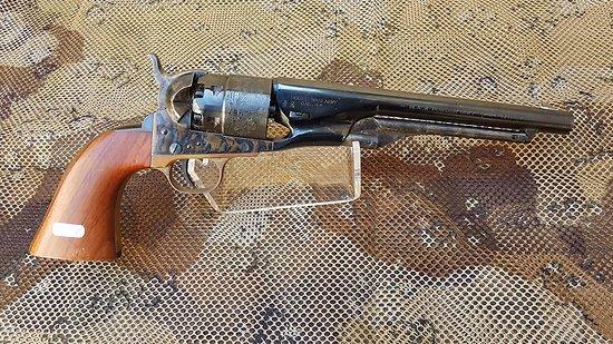 Colt 1860 UBERTI cal 44PN