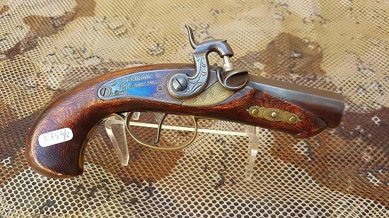 Pistolet derringer philadelphia de luxe