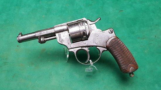 Revolver 1873 mono-matricule