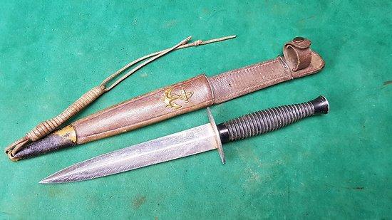Couteau commando NOGENT