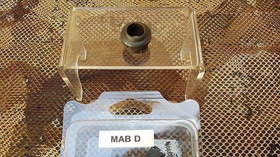 Bouchon de canon    MAB C & D
