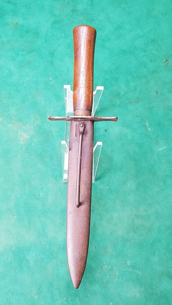 Couteau de tranchée Le Vengeur (Bourgade)