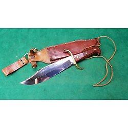 Couteau bowie USA vietnam western W49 (A)