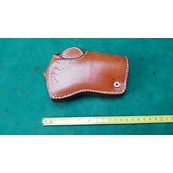 Holster / étui cuir pour pistolet ou revolver