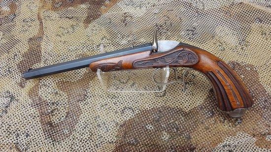 Pistolet de tir DEVISME a Paris