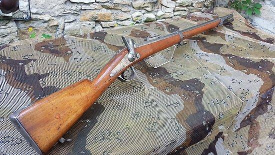 Fusil 1853 T