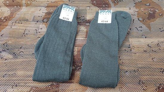 2 Paires de chaussettes armée française 42 /44