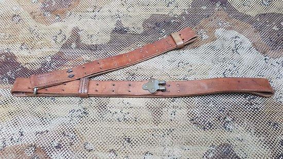 Bretelle 1907 Garand fabrication Française INDO