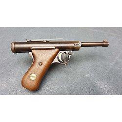 Pistolet allemand ww2  HAENEL mod 28 ( P08 d entrainement )