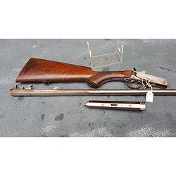 Carabine système LECLERCQ cal 28