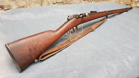 fusil GRAS 11mm manufacture impérial de MUTZIG