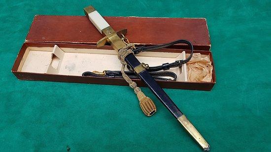 Dague Armée de l air modèle 1934-36