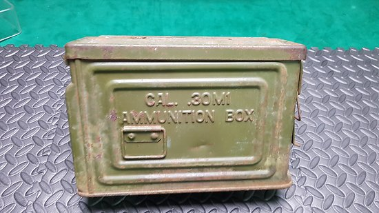 Caisse US ww2 calibre 30