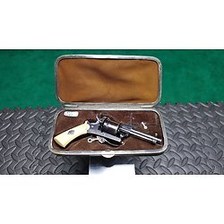 Revolver miniature a broches 5mm  système Lefaucheux