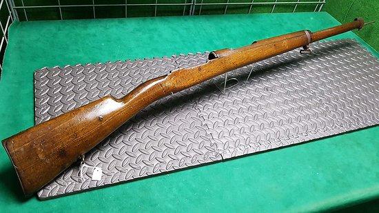 Crosse complète Mauser 1893 espagnol