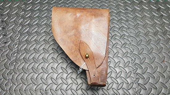 Holster / étui cuir pour pistolet ASTRA 1915 & RUBY