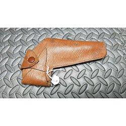 Holster / étui cuir pour revolver type vélodog / bulldog