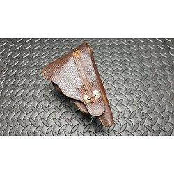 Holster / étui cuir pour petit pistolet 6.35