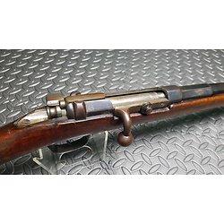 Fusil canardière cal 16 sur base de Mauser 1871